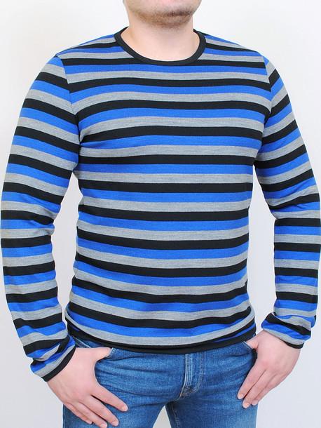 BILLY джемпер синяя полоса