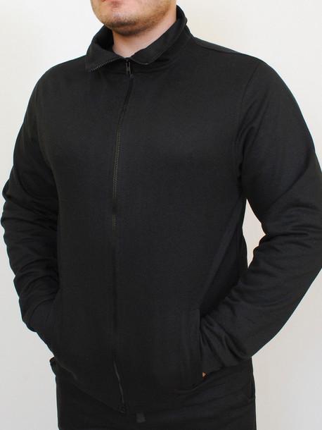 BLACK толстовка черный