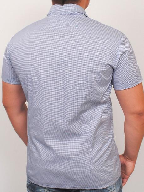 CUADRO рубашка мелкая клетка