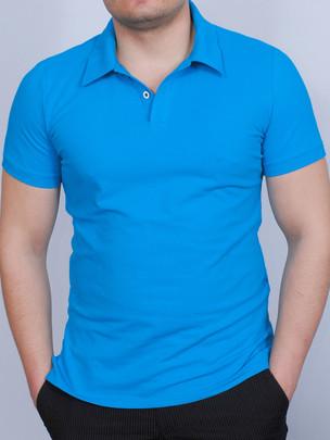 KAYMEN футболка индиго