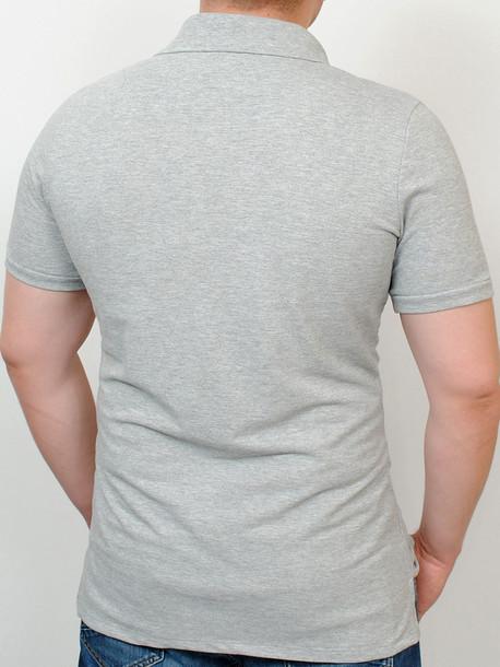 KAYMEN футболка меланж