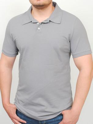 KAYMEN футболка св.серый