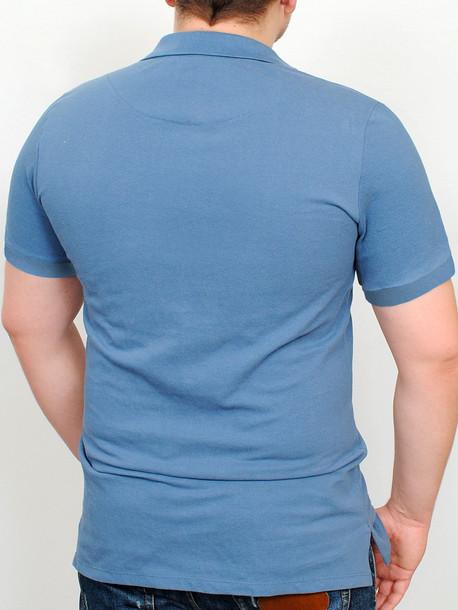 LACOSTA футболка джинс