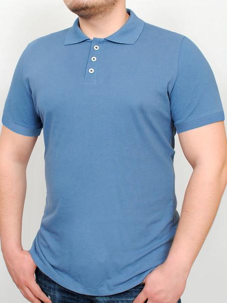 LACOSTA футболка индиго