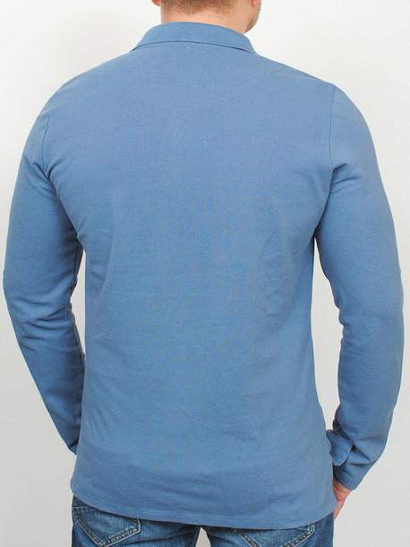 LACOSTA long футболка длинный рукав джинс