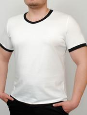MEN  футболка белый