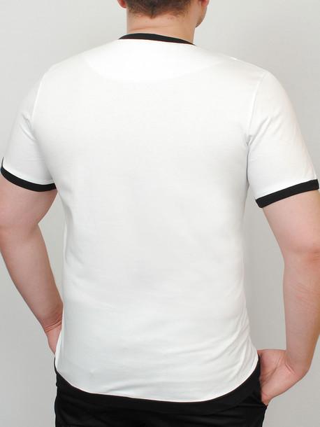 MEN  футболка т.синий