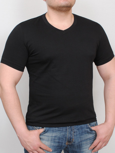MEN  футболка black