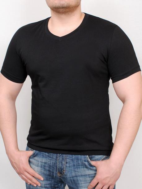 MEN  футболка черный