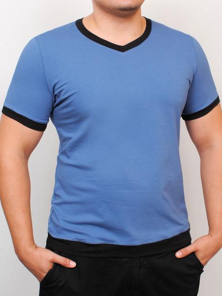 MEN  футболка джинс