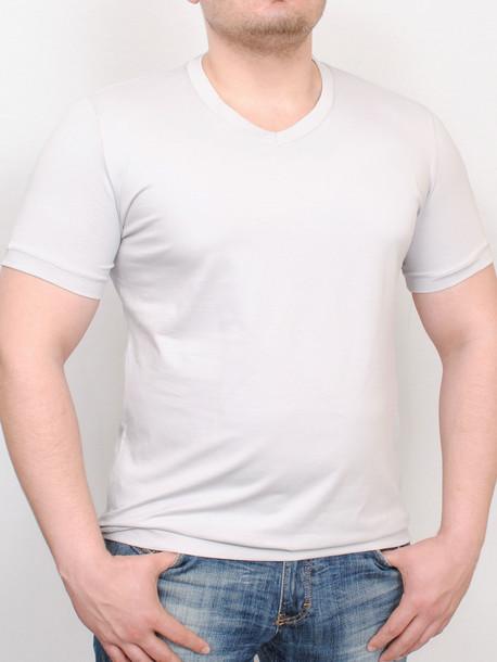 MEN  футболка gray