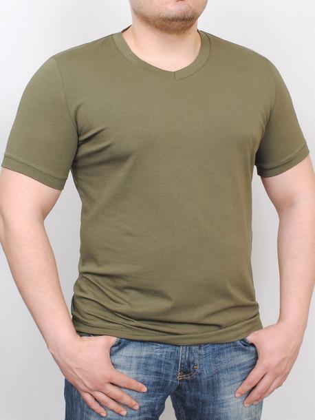 MEN  футболка haki
