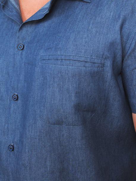 MIGUEL рубашка джинс