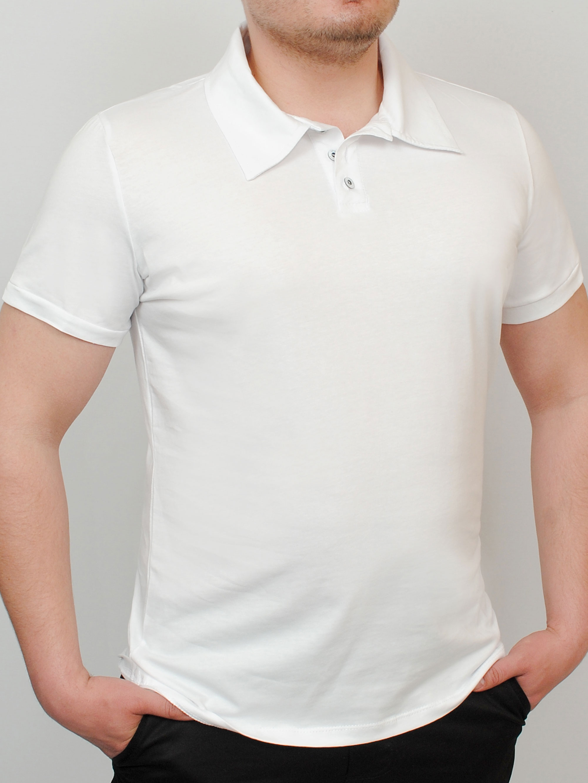 POLO  футболка черный