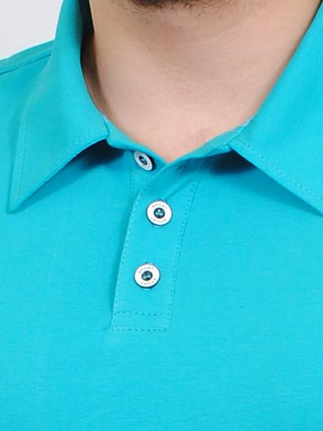 Polo long  футболка длинный рукав т.синий