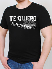 PUERTO RICO черный