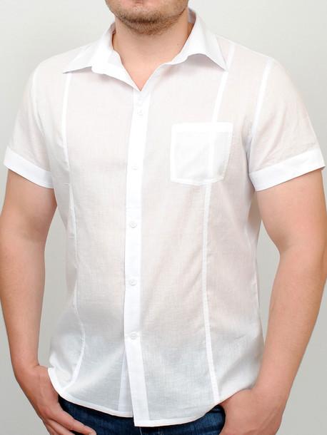SUMMER рубашка белый