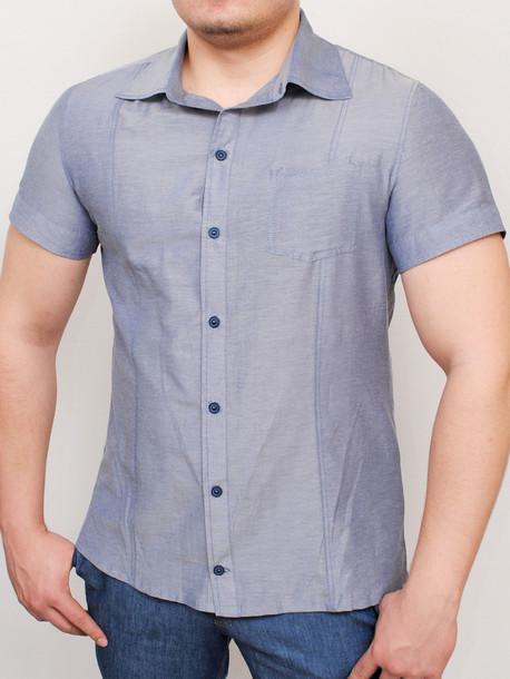 SUMMER рубашка джинс