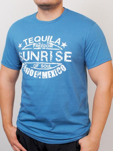 TEQUILA футболка джинс
