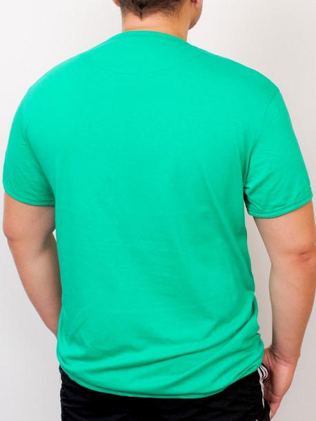TEQUILA футболка салатовый