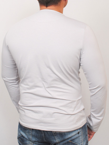 TRAVEL long футболка длинный рукав gray