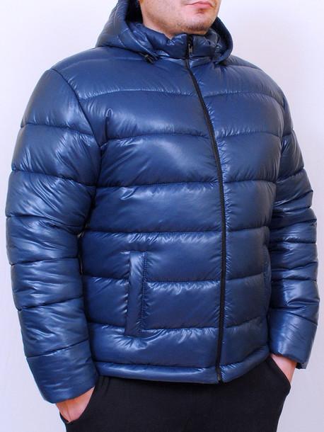 FROST куртка т.синий