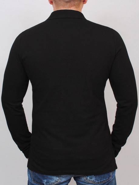 KAYMEN long футболка длинный рукав черный