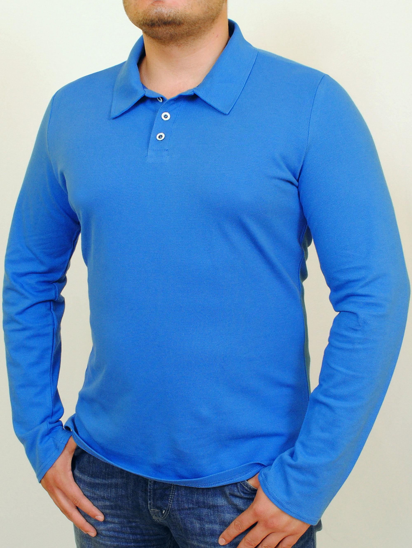 Купить KAYMEN long футболка длинный рукав индиго, grand ua, PFProject мужская одежда