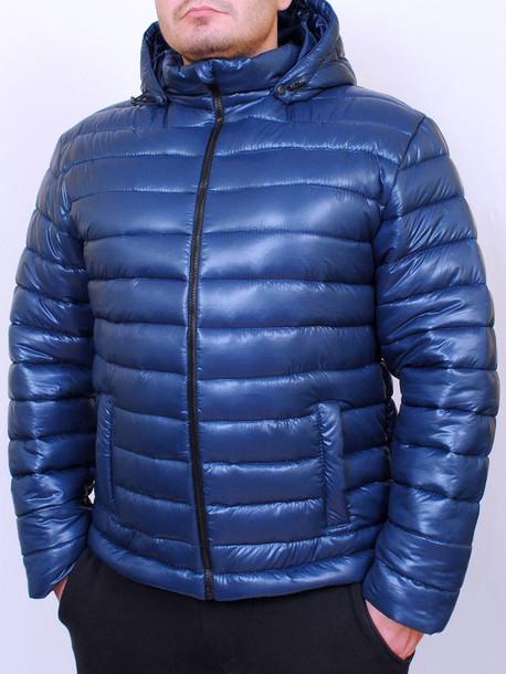 SNOW куртка т.синий