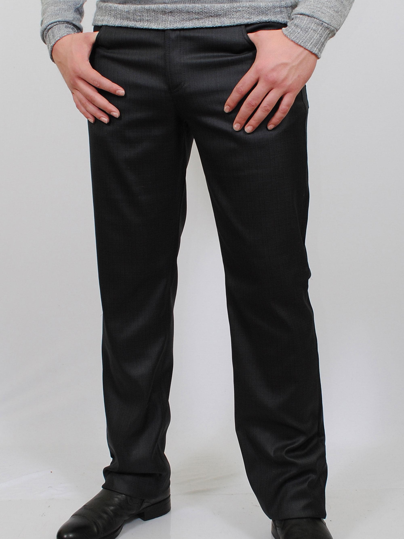 UJIN (HOT) брюки утепленные клетка