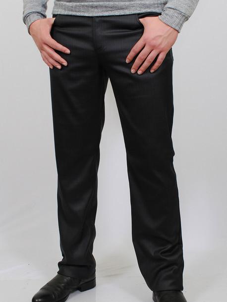 UJIN (HOT) брюки утепленные полоса
