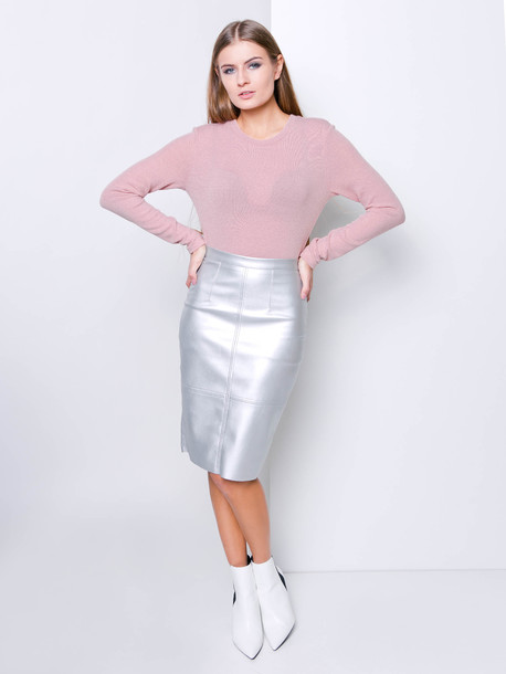 Ладья юбка серебро