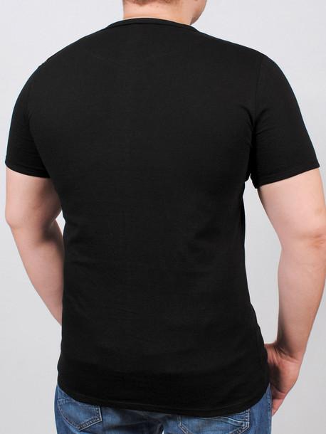BASE футболка черный
