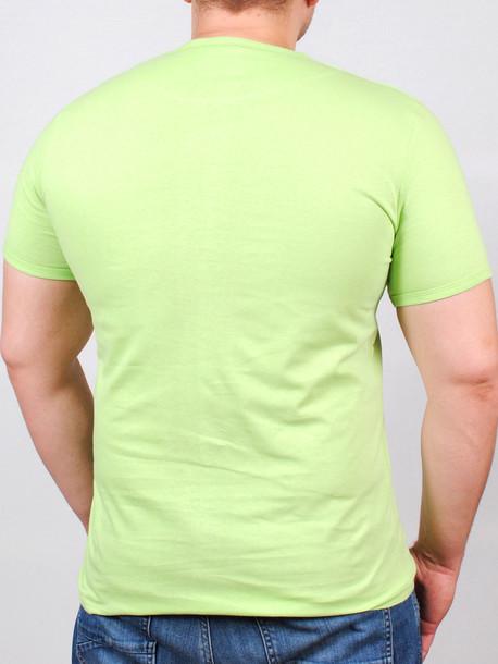 BASE футболка салатовый