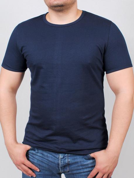 BASE футболка т.синий