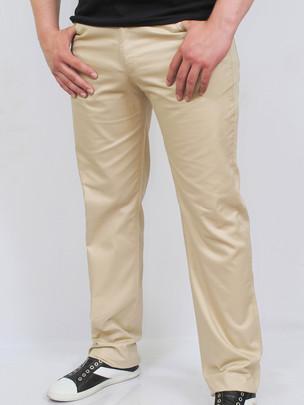 DENIM джинсы песочный