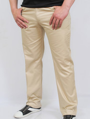 DENIM брюки песочный