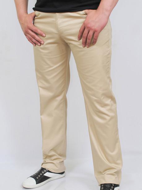 DENIM джинсы бежевый