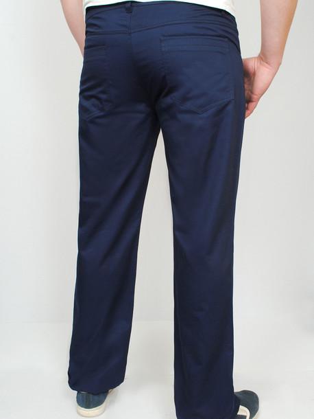DENIM брюки т.синий