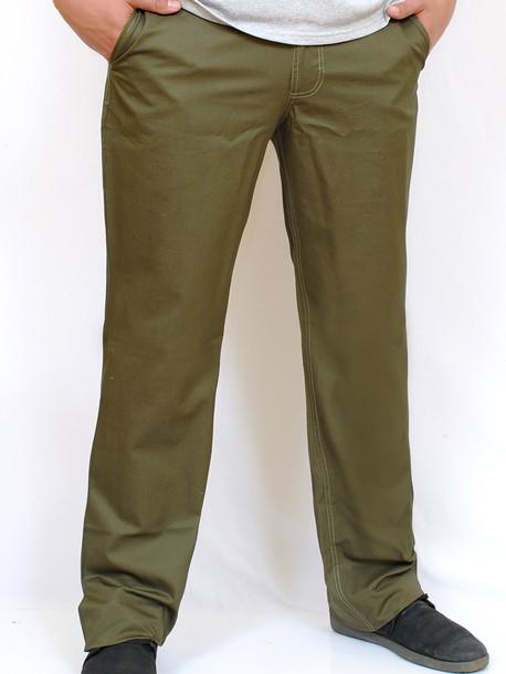 GAMBIT брюки хаки