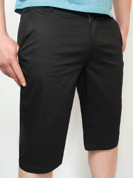 BROOKS шорты черный