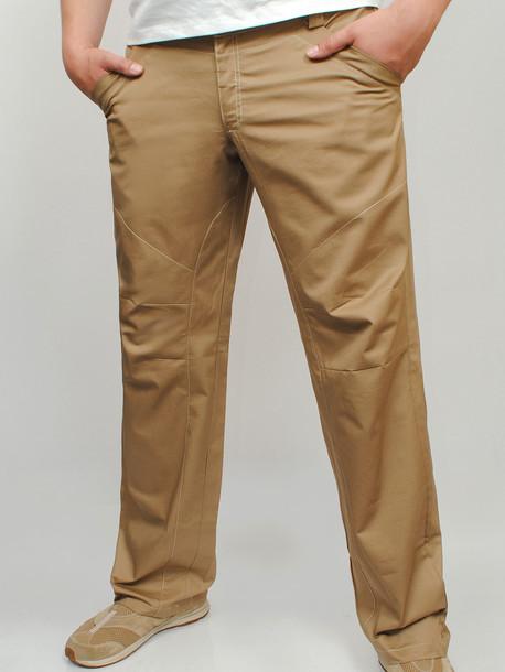 MILITARY брюки бежевый