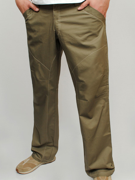 MILITARY брюки хаки
