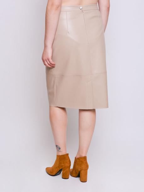 Ладья TRAND юбка песочный