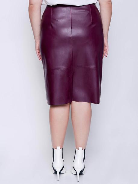 Ладья TRAND юбка винный