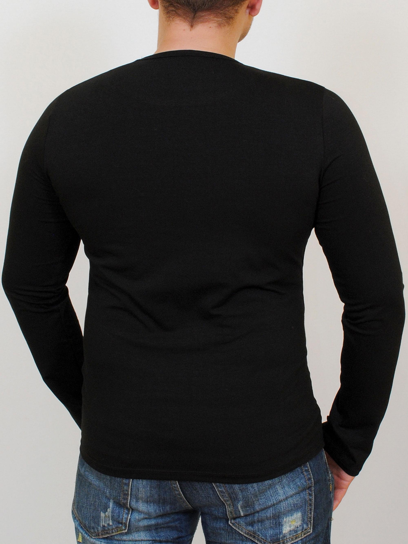 EXPLORER Long футболка длинный рукав черный