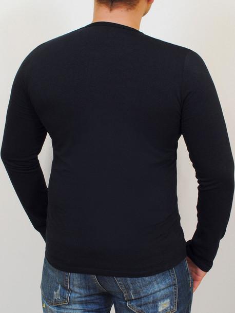 EXPLORER Long футболка длинный рукав т.синий