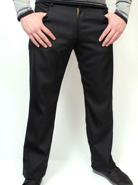 UJIN ( флис ) брюки утепленные клетка