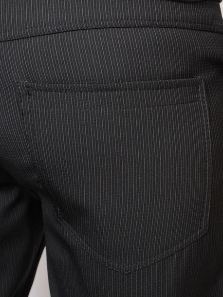 UJIN ( флис ) брюки утепленные полоса