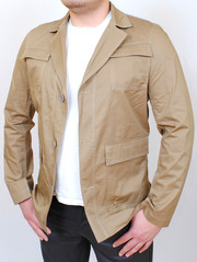 RIVER пиджак бежевый